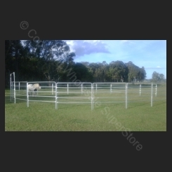 Horse Round Yard 12.5m Diametre with Gate