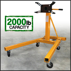 ENGINE STAND - 2000lb (907kg)